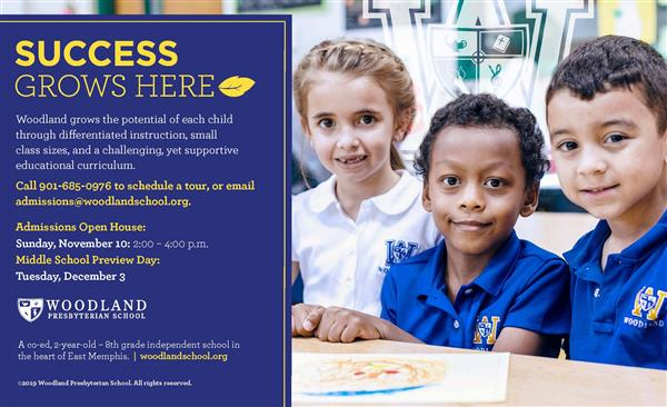 Lower School Open House
